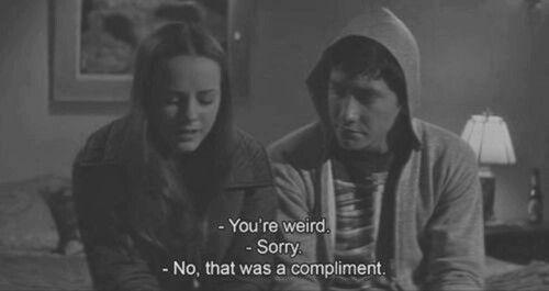 Donnie Darko | Movie quotes, Donnie darko, Compliments