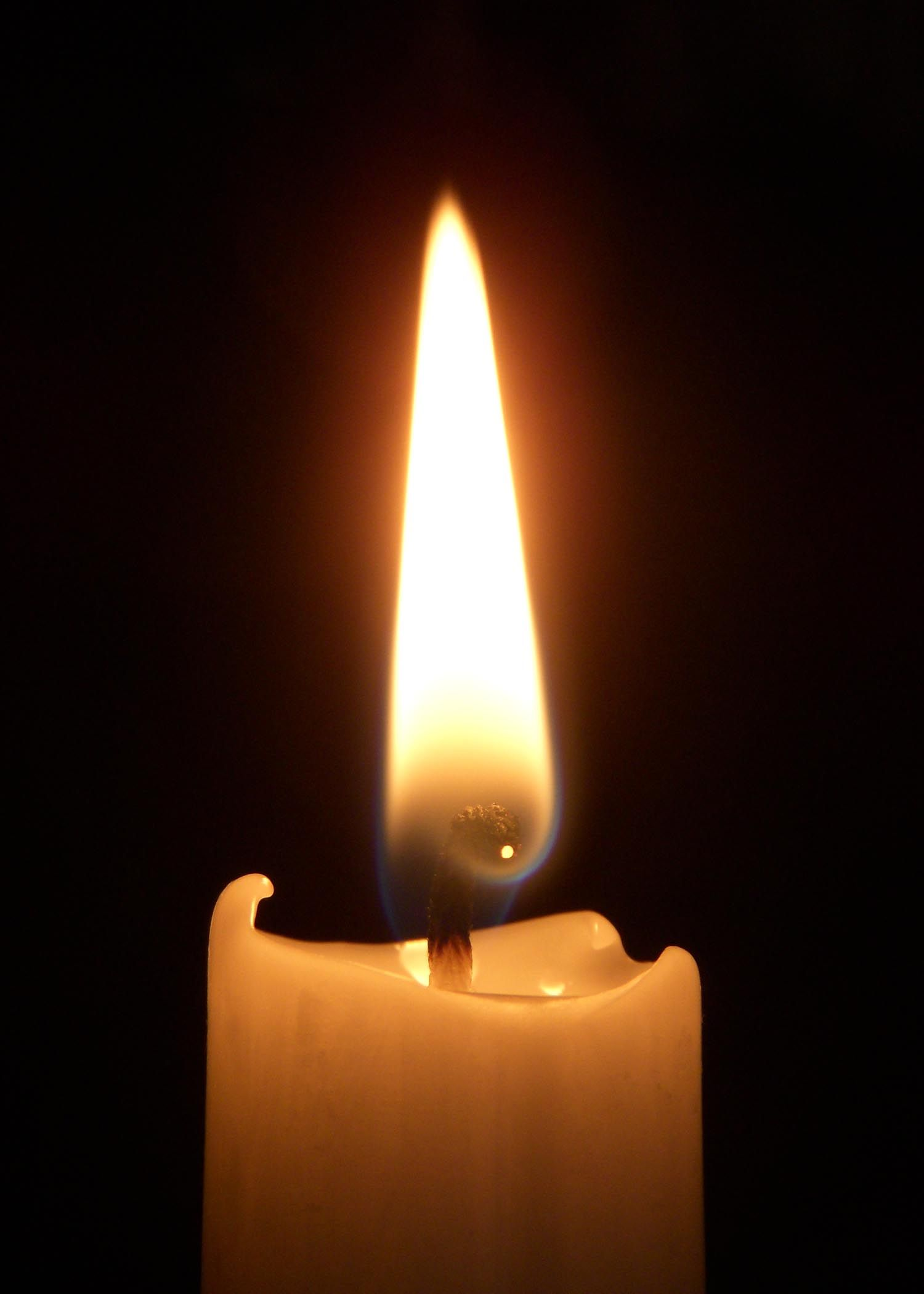 Pin On Heroes Wallpaper candle close up flame dark