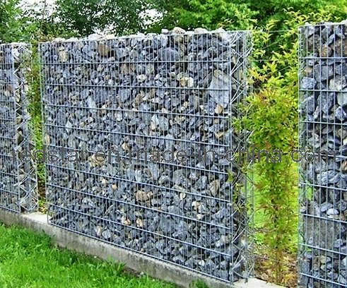 wire mesh rock baskets gabions wall china gabion basketgabion mesh - Gabion Walls Design