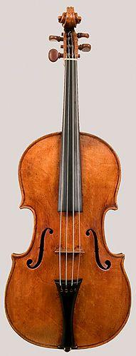 Viola by Nicola Bergonzi, Cremona, 1781