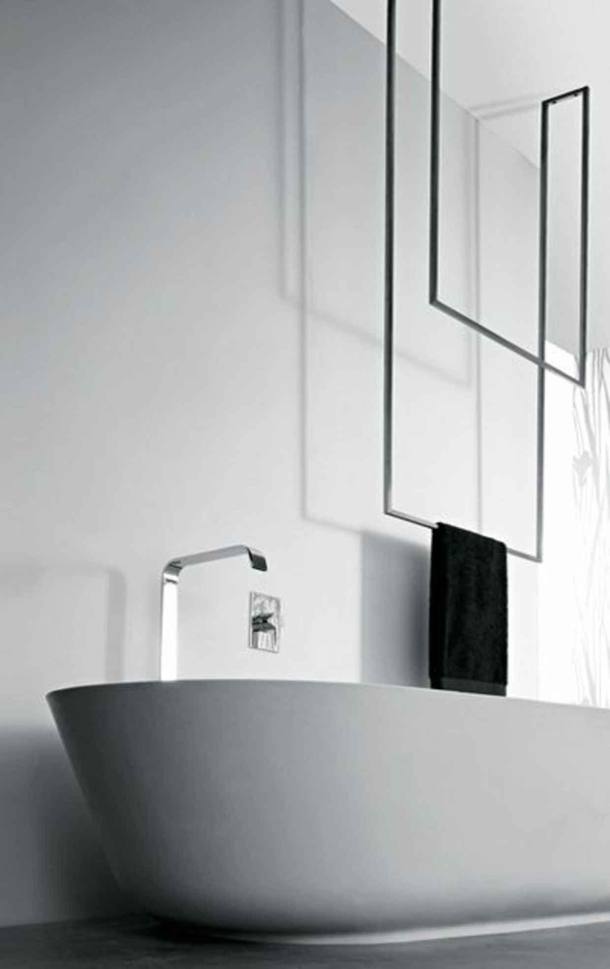 Design handoekenrek in badkamer #decoratie   eszter_furdi ...