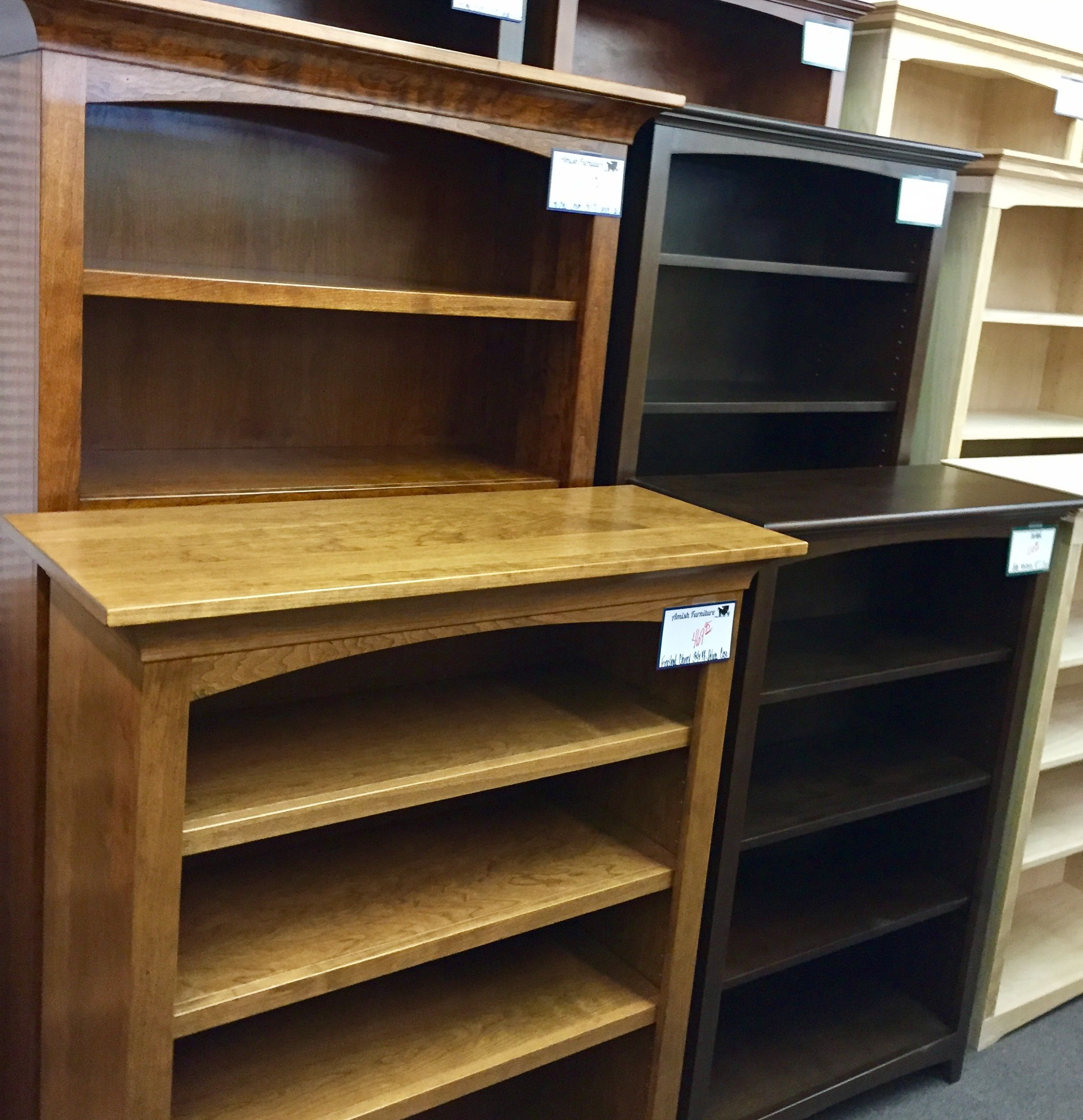 Our Bookcase Sale Starts Today Now Through February 18th Get