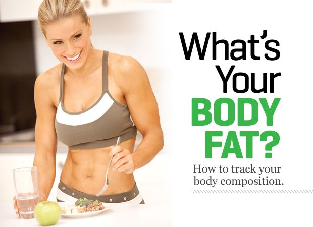 What's Your Body Fat?