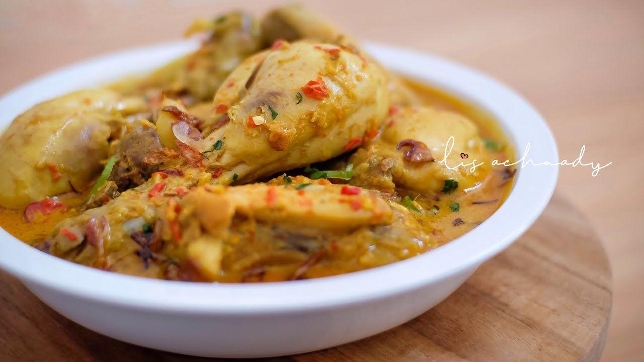 Kari Ayam Super Enak Asmr Cooking No Music Youtube Di 2020 Memasak Makanan Kari