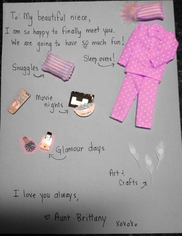 letter to my nephew