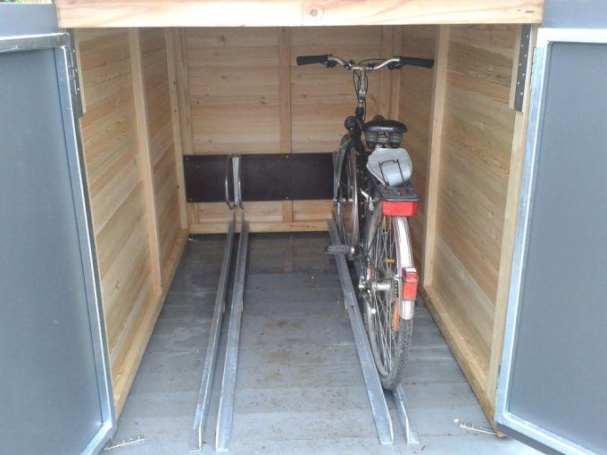 fahrradgarage 2 r der fahrradgarage pinterest fahrr der fahrradgarage und fahrradschuppen. Black Bedroom Furniture Sets. Home Design Ideas
