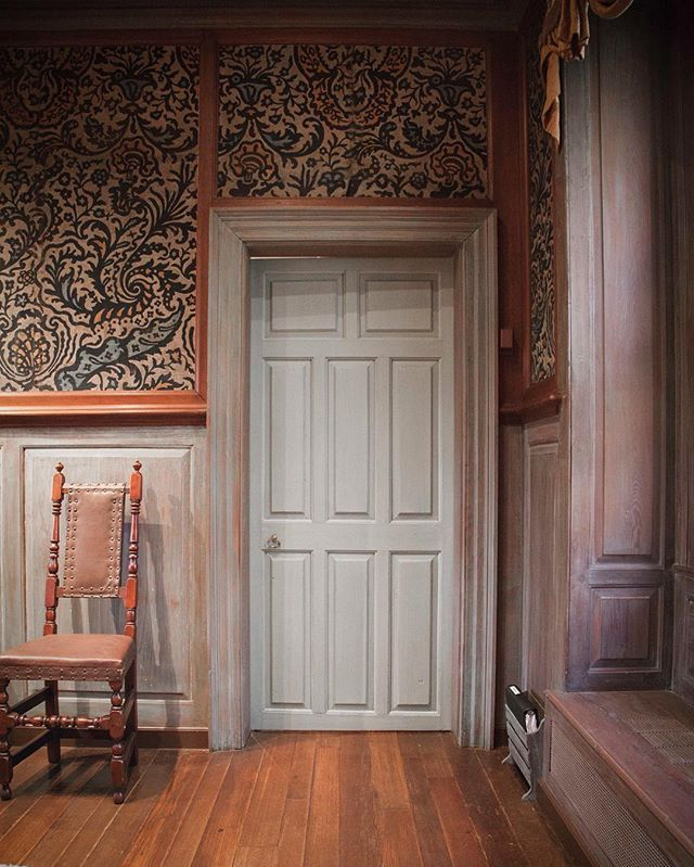 This Unusual 8 Panel Door Is Just One Of Many Stunning Doors At The  Winterthur