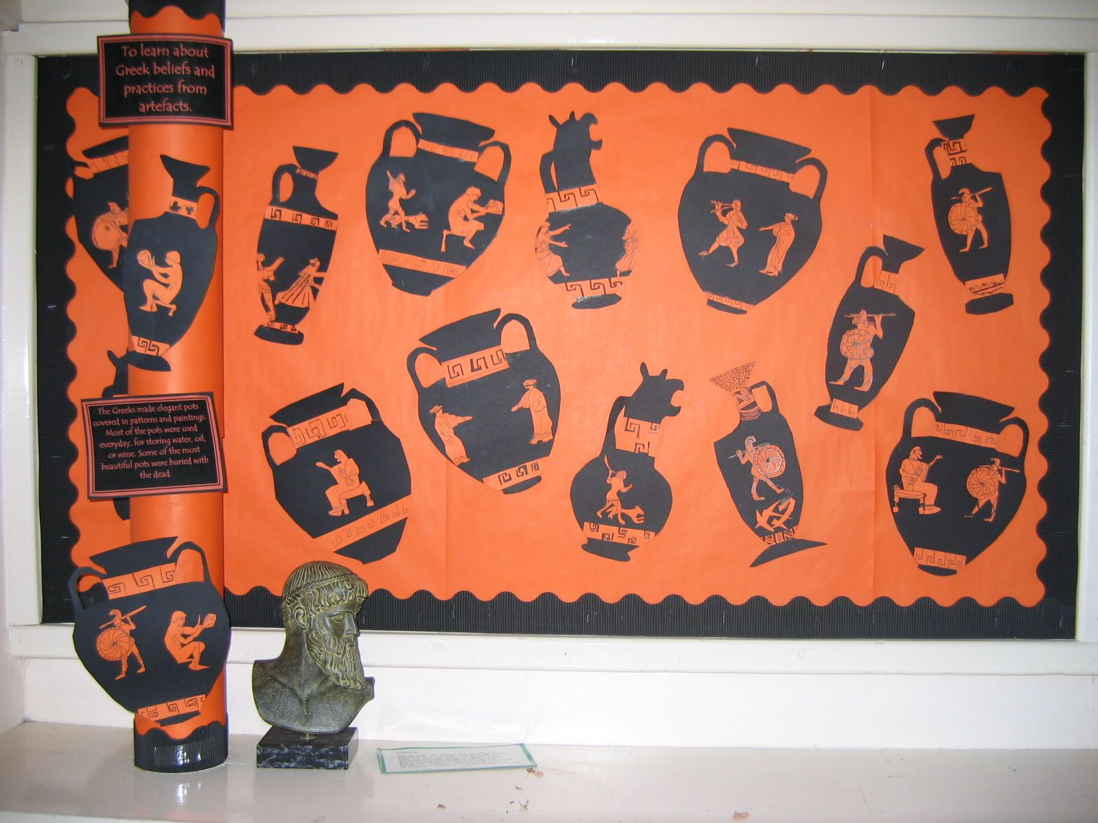 Ancient Greece Display Ancient greece ks2, Ancient