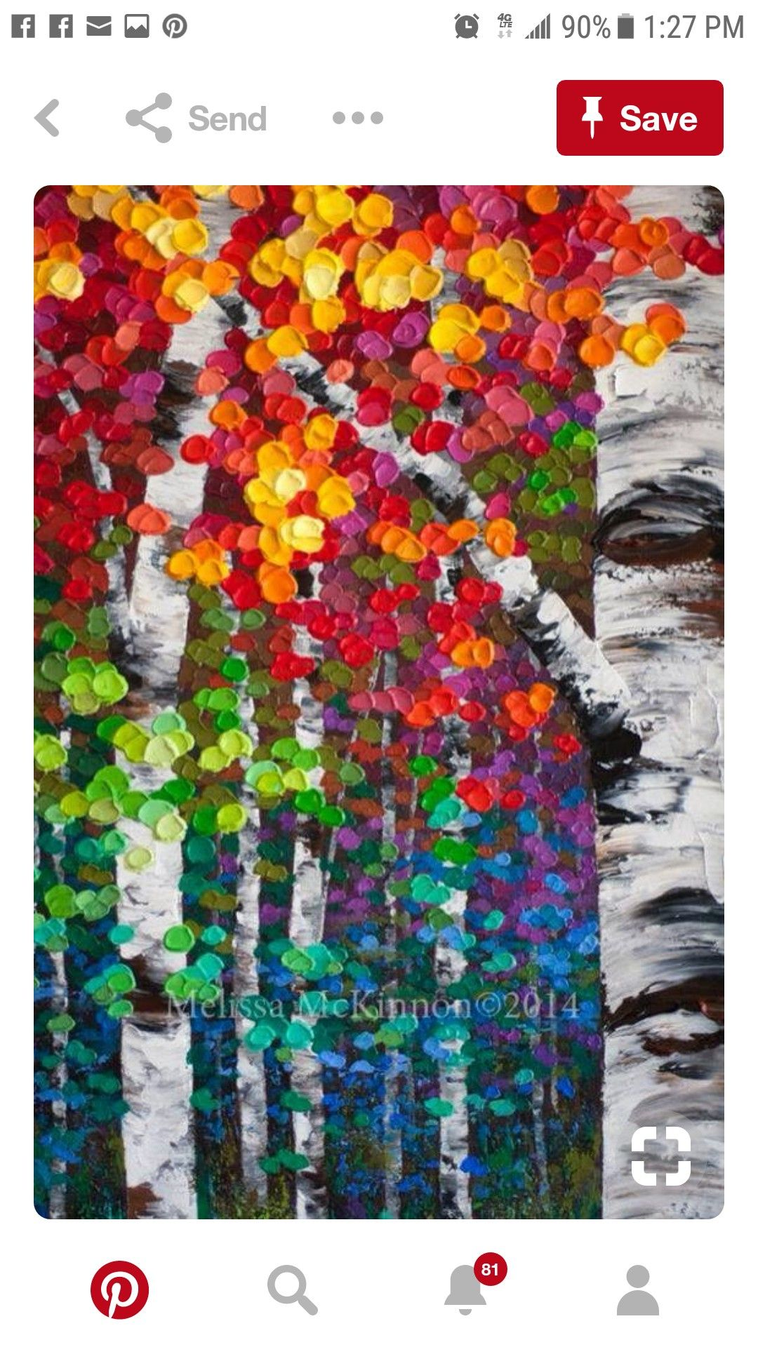 Pin by Liz Leo on Acrylic Painting Ideas   Painting, Abstract