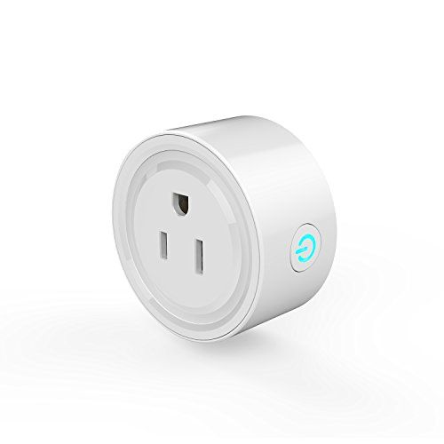 Potensic WiFi Mini Smart Plug Wireless Outlet US Socket Switch ... on plug in outlet adapter, electrical outlet switch, power outlet switch, electric outlet switch, 220 outlet switch, outlet with switch, plug into outlet, plug in electrical outlet, add on outlet switch, plug in wall outlet, wireless outlet switch, 3 prong outlet switch, 110v outlet switch, plug wiring diagram, plug socket, plug with remote, triple outlet switch,
