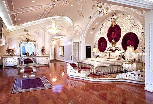 Baroque Room Luxurious Bedrooms Mansion Bedroom Dream Master