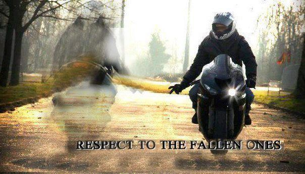 Respect To The Fallen Ones Missing Summer Right Now Biker