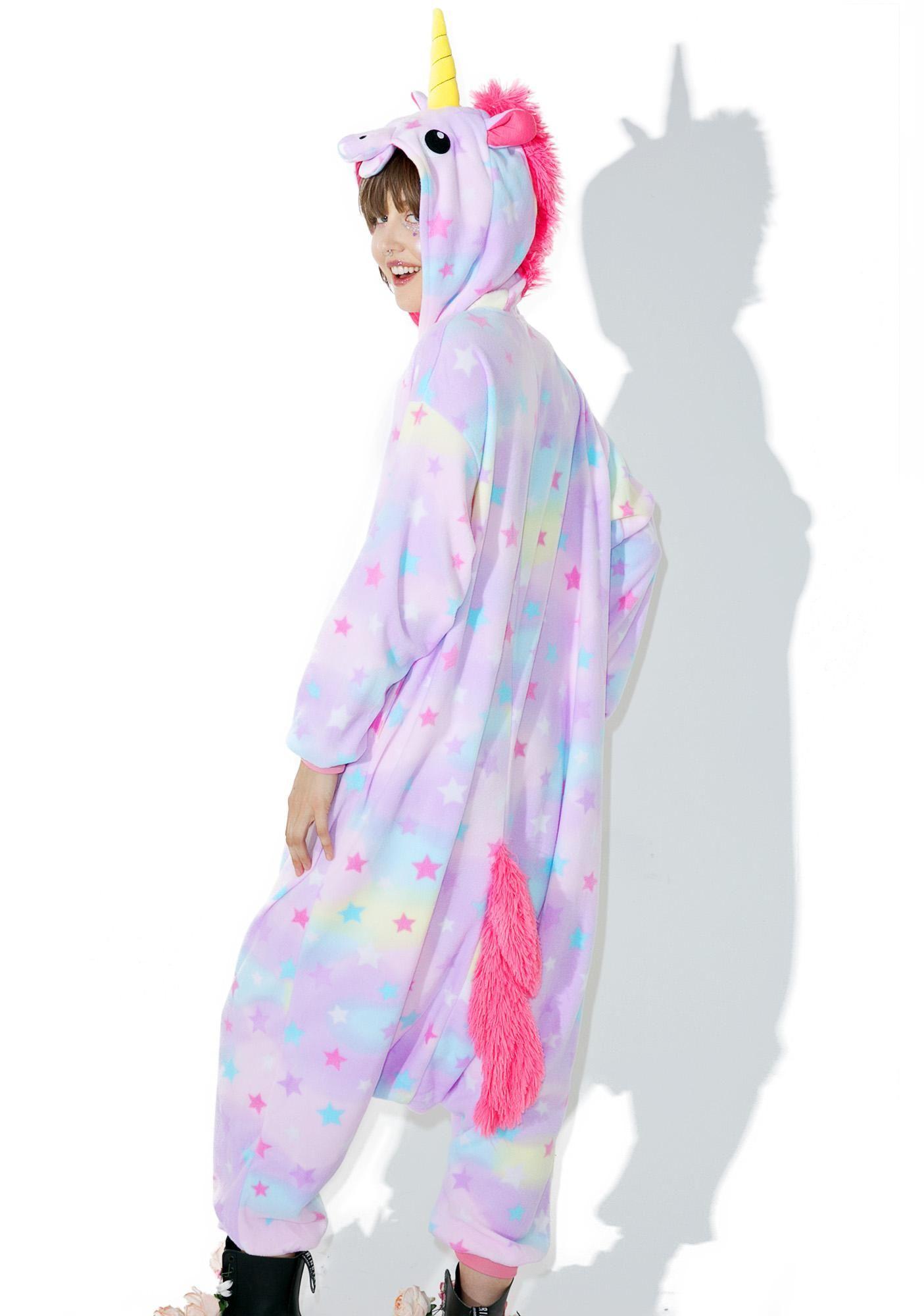 0ab765905a Sazac Dreamin  Pastel Unicorn Kigurumi