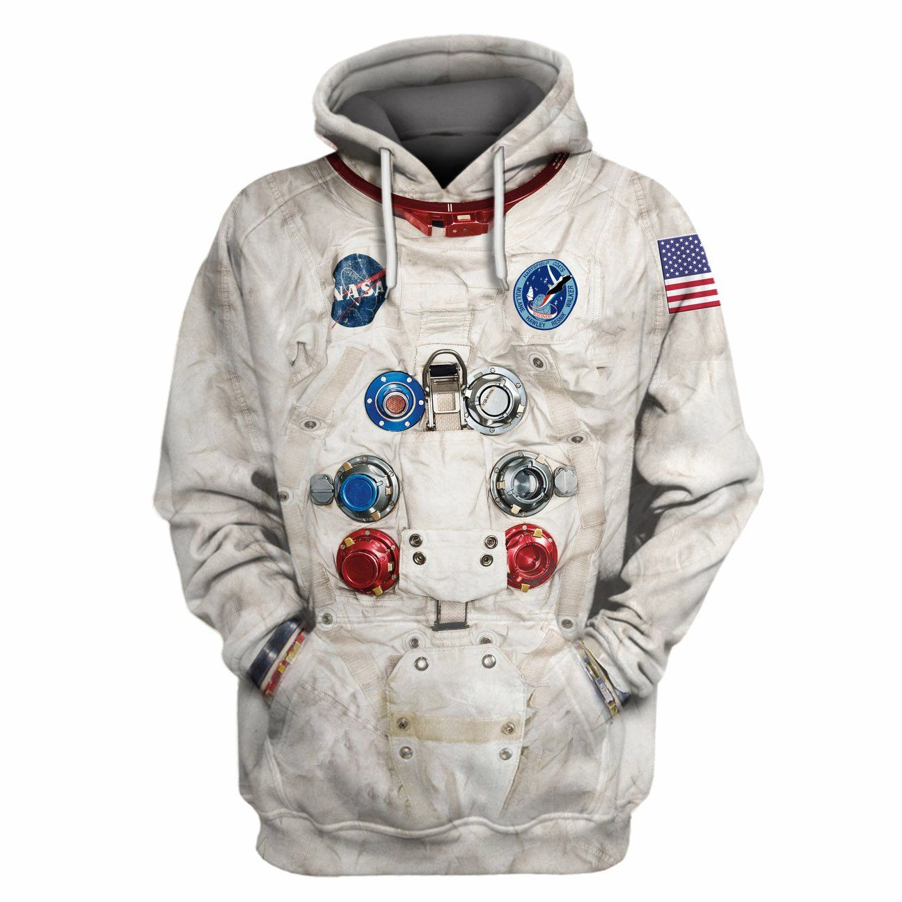 3D Armstrong Hoodie (Free Shipping!)