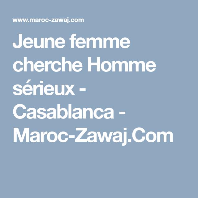 femme cherche homme casablanca maroc)
