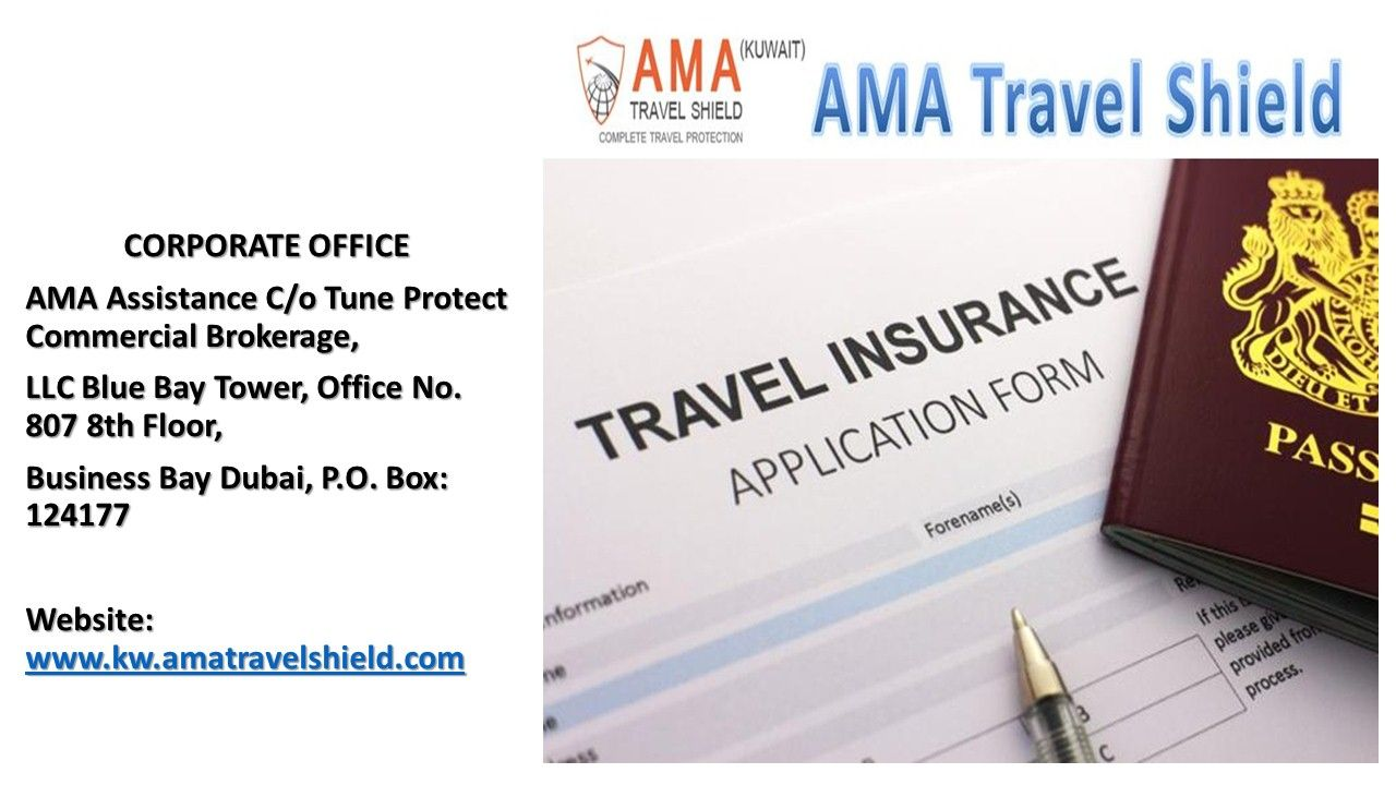 Get Online Travel Insurance Services In Kuwait At Www Kw
