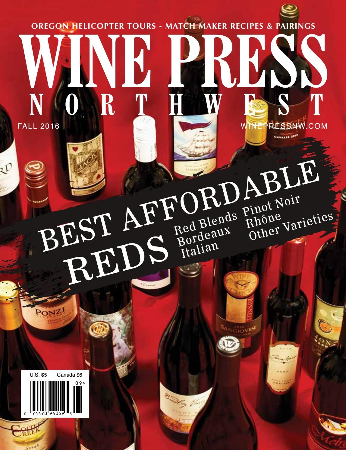 Wine Press Fall 2016 Wine Press Winemaking Wine