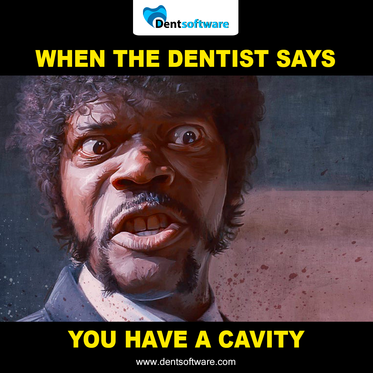 When The Dentist Says You Have A Cavity In