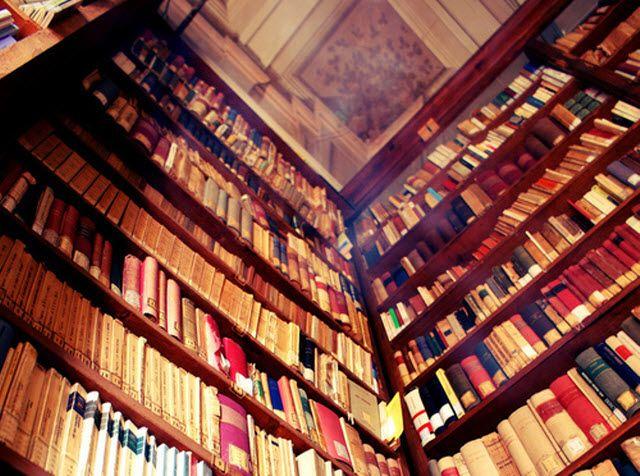 Que Biblioteca!!!