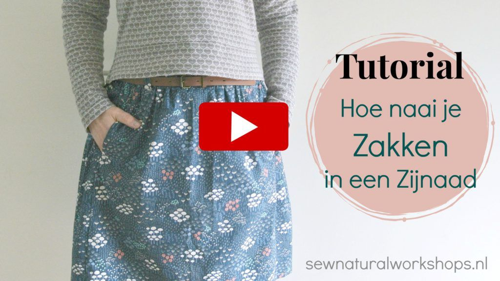 Kinderkamer Van Kenzie : Zakken in de zijnaad van je broek of rok naaien u2013 sew natural