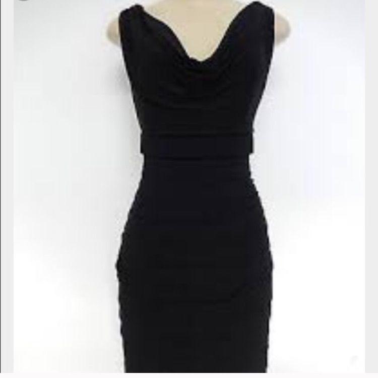 New Never Worn Cascade Ruffle Dress