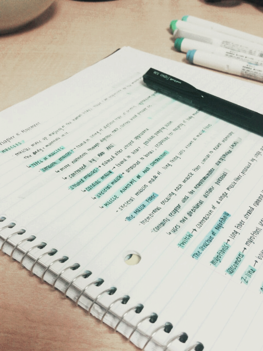 coffeesforstudiers:  10.29| lovin the new pen i got