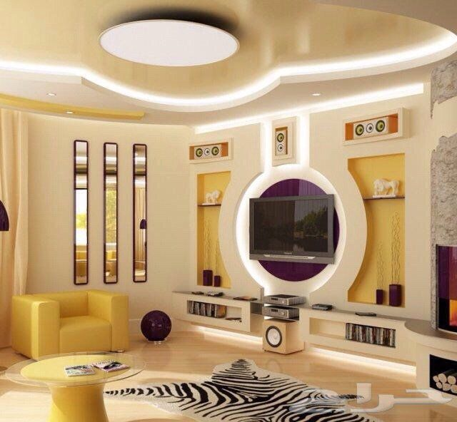 13 Ideas About Modern TV Wall Units to Impress You | leaving room ...