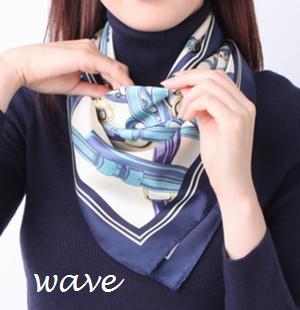 骨格診断ストレート ウェーブ ナチュラル タイプ別シルクスカーフの巻き方選び方 スカーフの巻き方 スカーフ シルクスカーフ