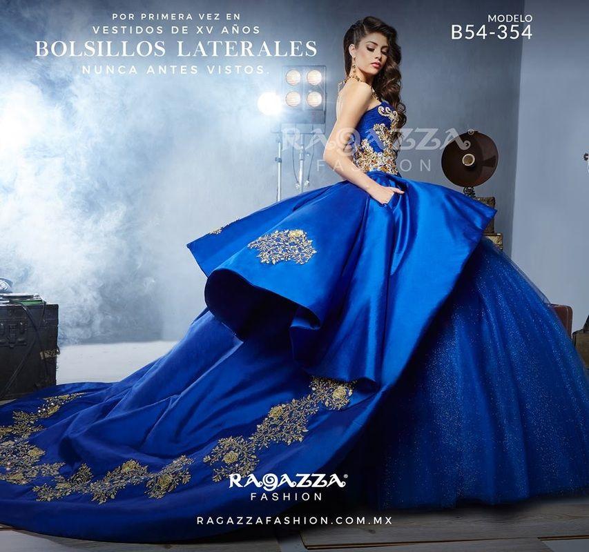 5bd4281d3 Vestidos de XV años. Ragazza Fashion es el nuevo lujo