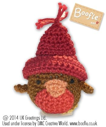 ccabb3f0a DMC Free Crochet Patterns - Rosy Robin