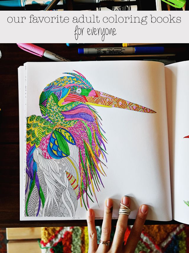 ohdeardrea: A List of the Best *Adult* Coloring Books Getting ...