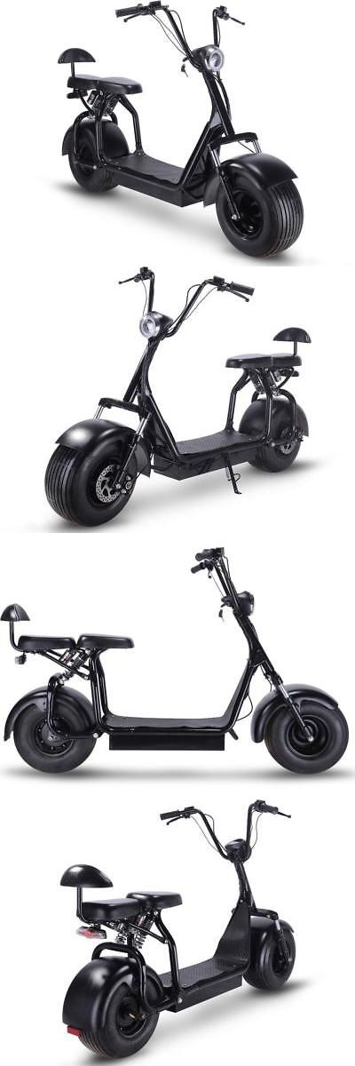 Electric Scooters 47349 Mototec Knockout 48v 1000w Electric Scooter