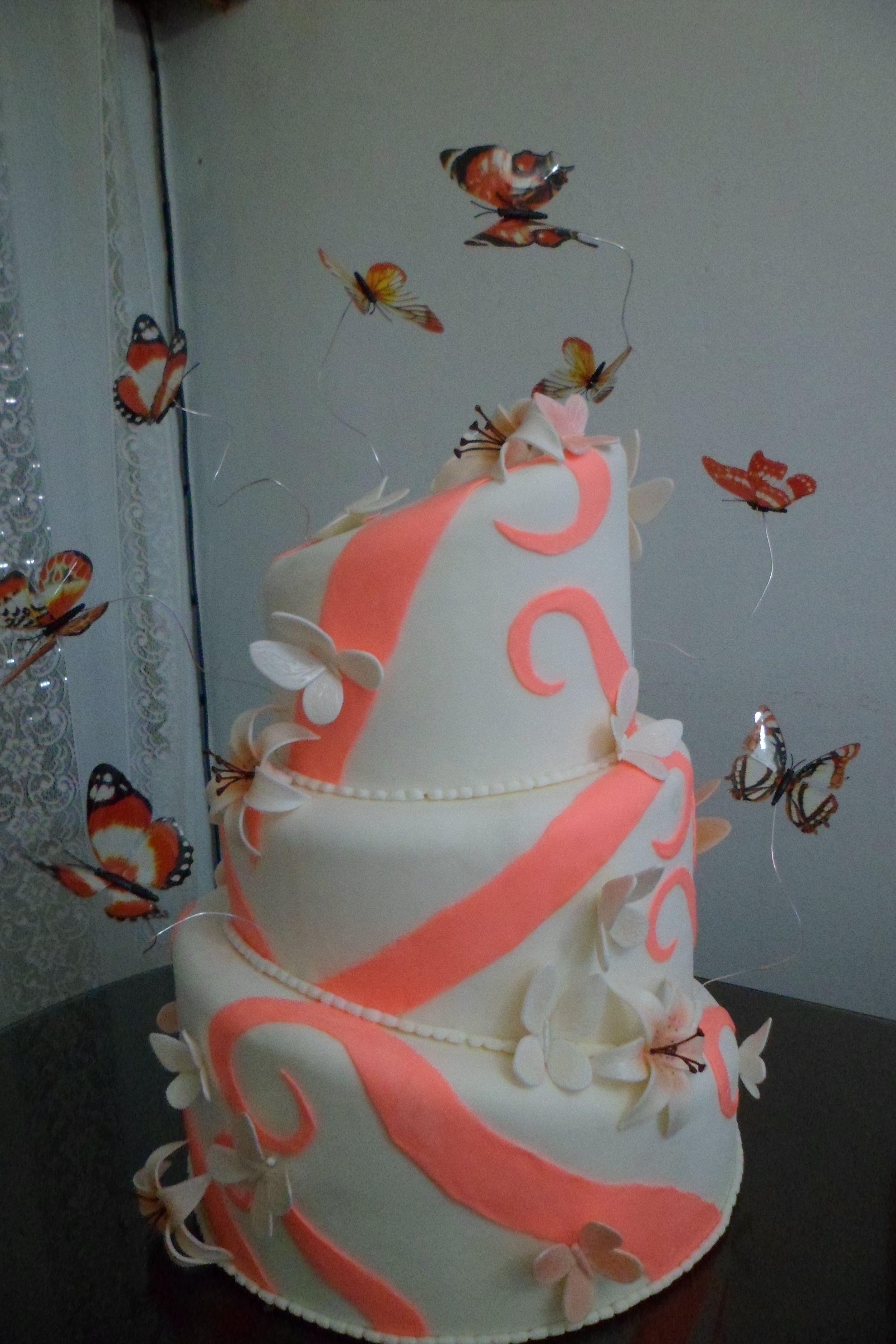 Torta maqueta para 15 años
