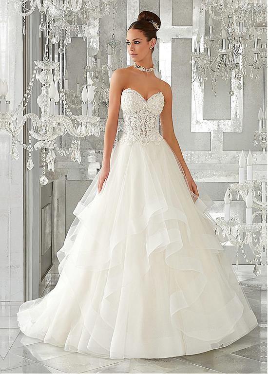 El mejor vestido de novia