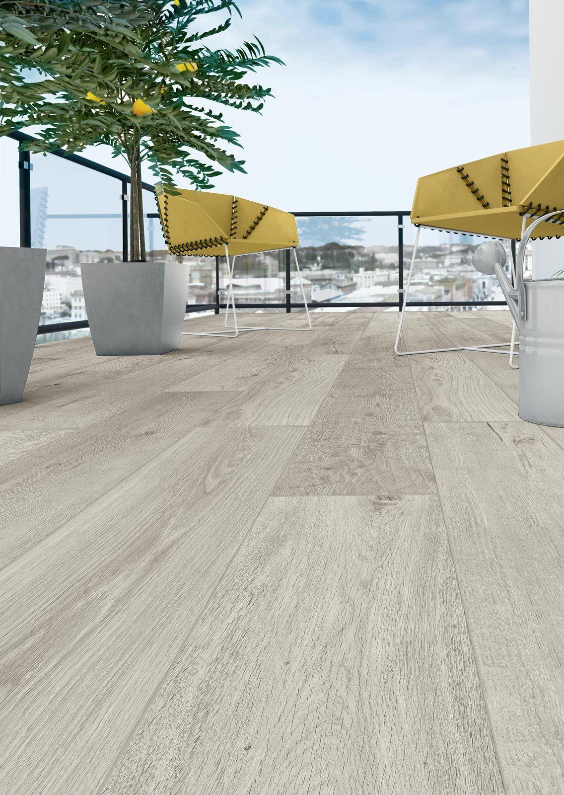 Ragno Woodspirit Grey Outdoor 20x120 Cm R4lv Fliesen Terrasse