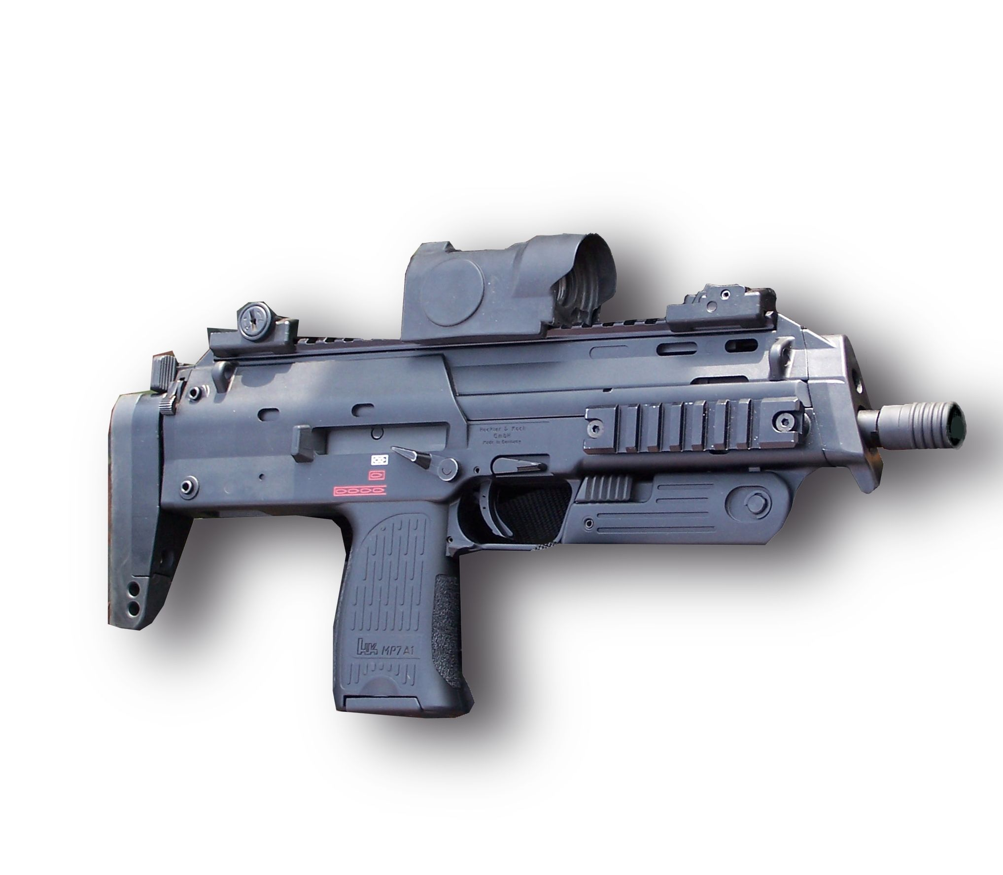 H&K MP7 Find our speedloader now! http://www.amazon.com/shops/raeind