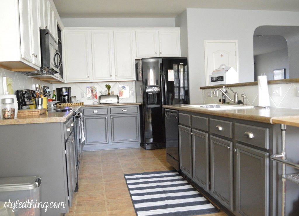 Best Styled Thing White And Gray Cabinets Kitchen With Images 400 x 300