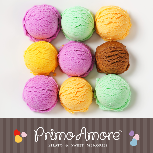 #PrimoAmore, il gelato da colpo di fulmine! #SweetMemories #Perugia #Gelato #Gelateria #icecream