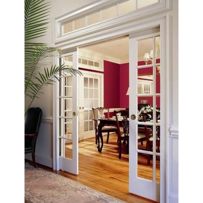 Johnson Hardware 1500HD Series 32 in. x 80 in. Pocket Door Frame for on