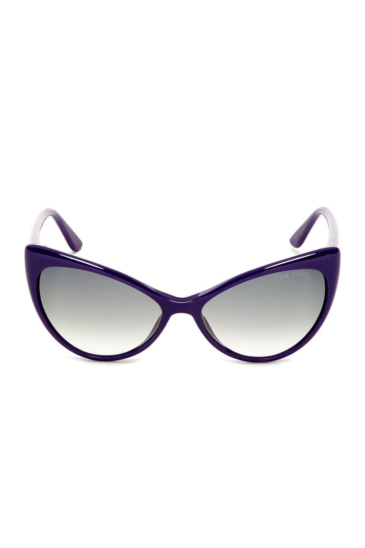 Tom Ford   Women s Anastasia Cat Eye Sunglasses Venda De Óculos De Sol Ray  Ban, 52096915d9
