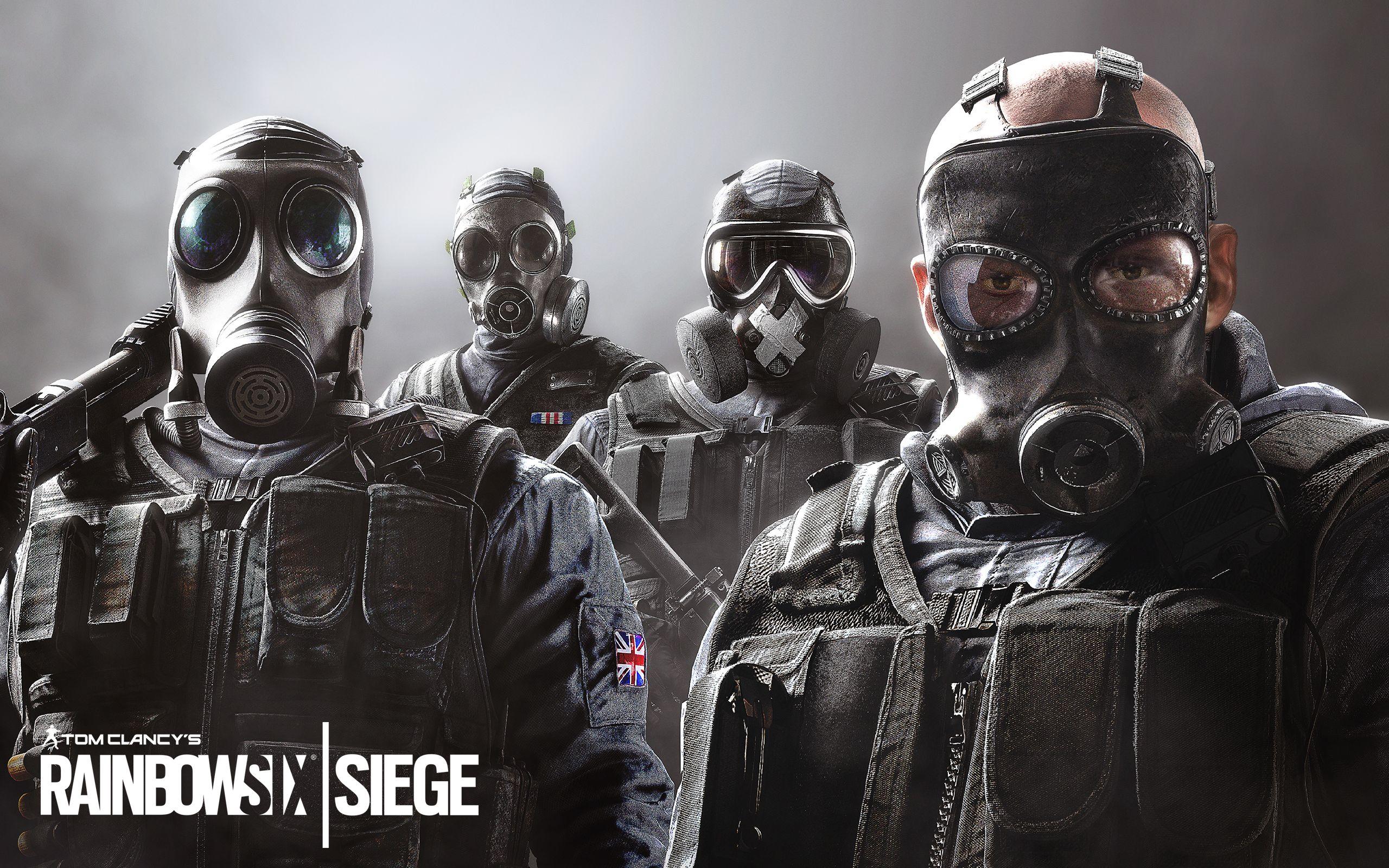 Tom Clancys Rainbow Six Siege Wallpaper K By Nordicbastard On Mit