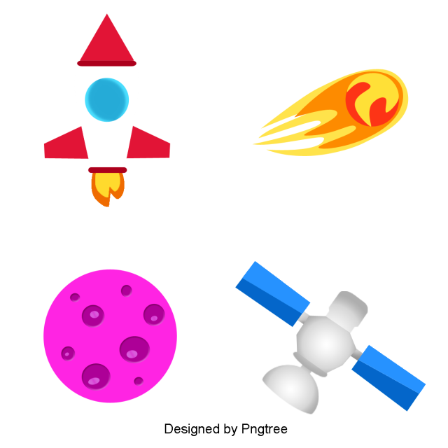 Cartoon Geometry Flat Cosmic Rocket Rocket Clipart Universe Geometry Png Transparent Clipart Image And Psd File For Free Download Geometry Free Graphic Design Cartoon
