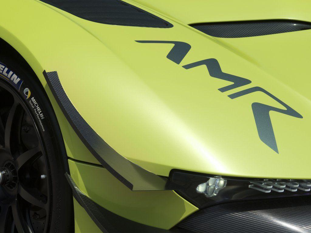 Aston Martin Vulcan Amr Pro Headlight Front Wheel 2018