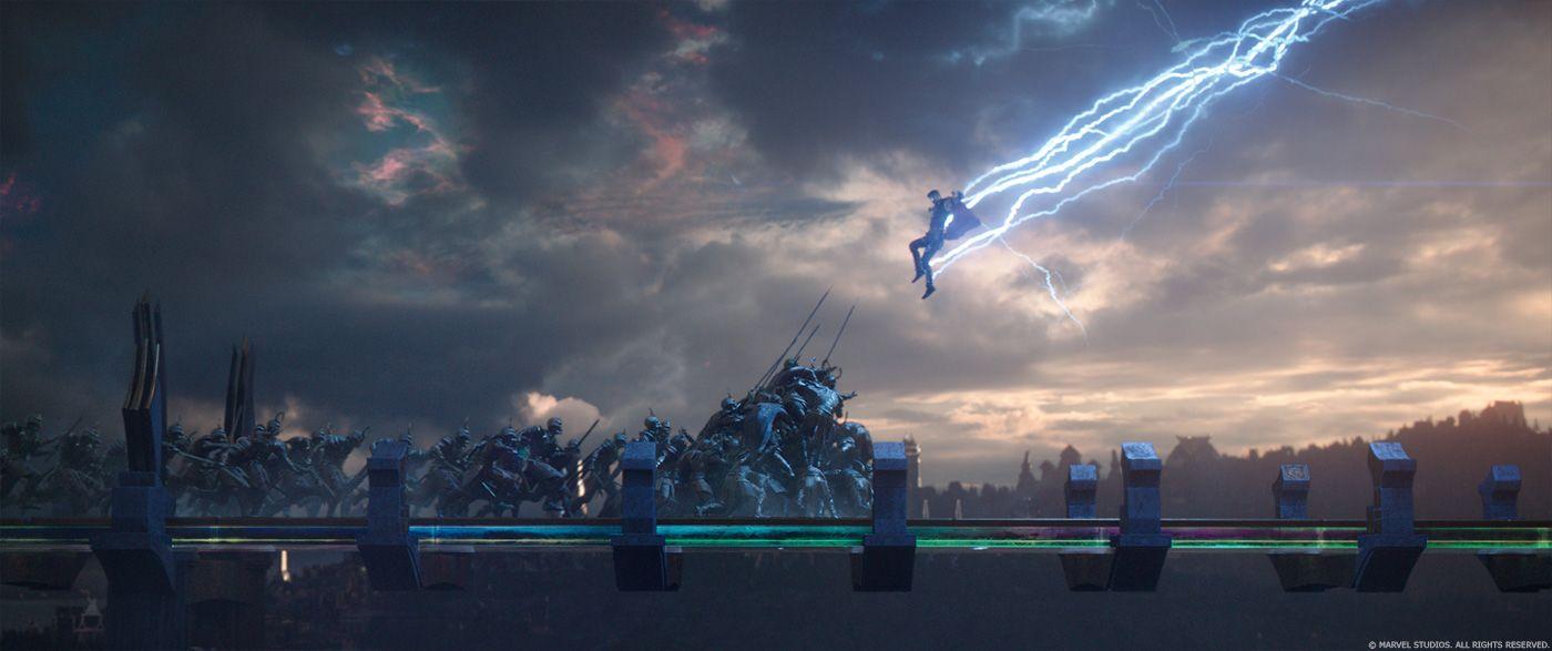 Thorragnarok Framestore Itw 12 Jpg 1400 587 Marvel Thor Wallpaper Thor