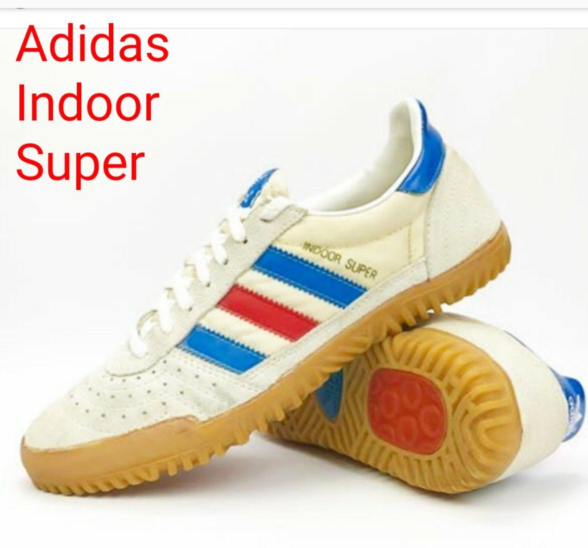 Classic Adidas Indoor Super From 1983 Krossovki In 2019 Krossovki