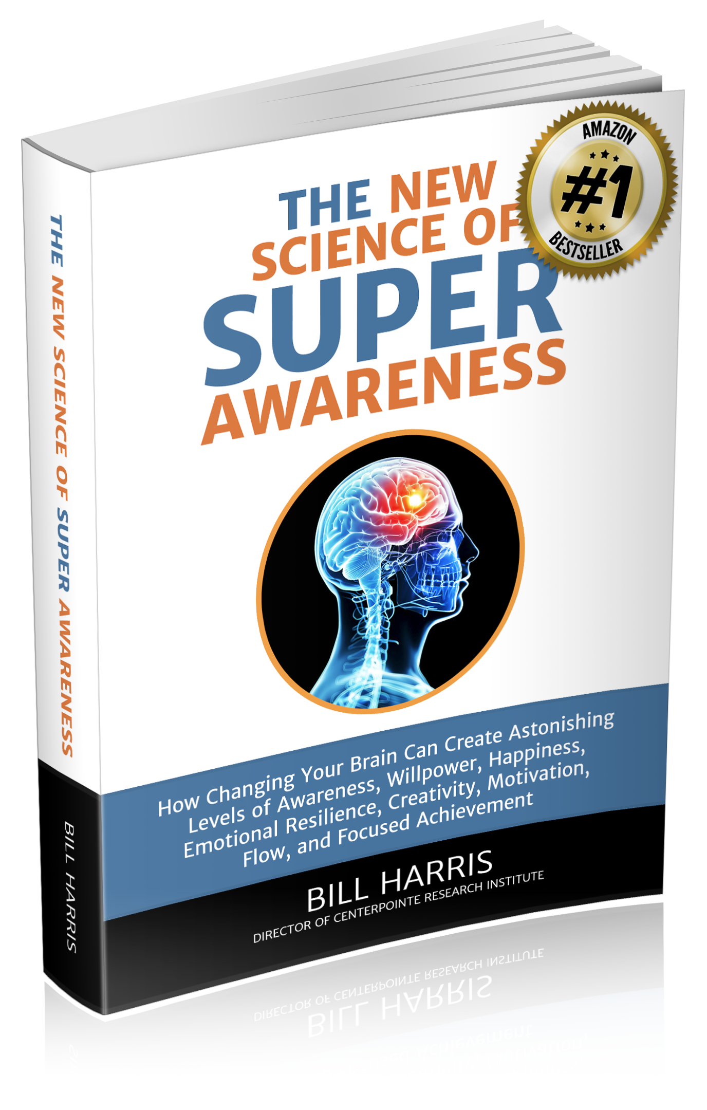 The New Science Of Super Awareness By Bill Harris Audio Version Holosync Meditation Technology Brain Wave Traini Emotional Resilience Awareness Brain Waves