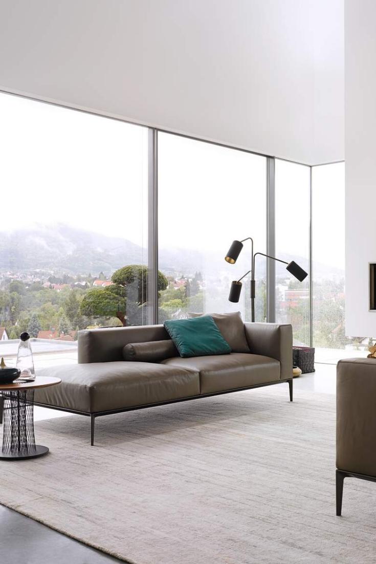 Walter Knoll Jaan Living Sofa Mit Bildern Design Rolf Benz Sofa Recamiere