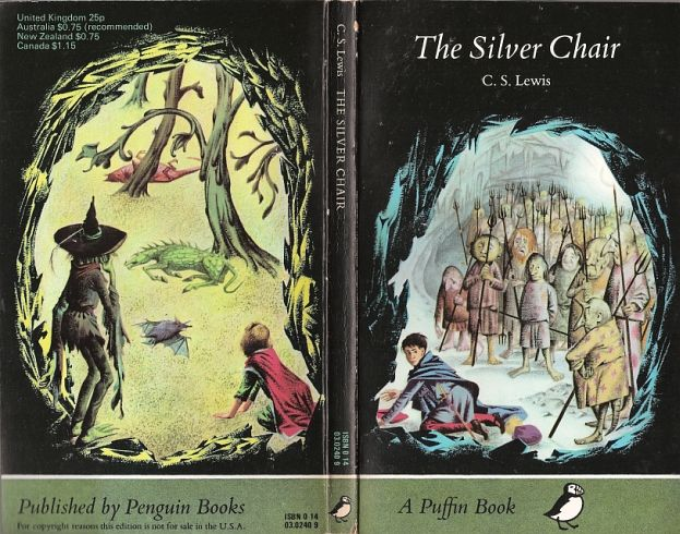 Pauline Baynes the silver chair the silver chair illustrator