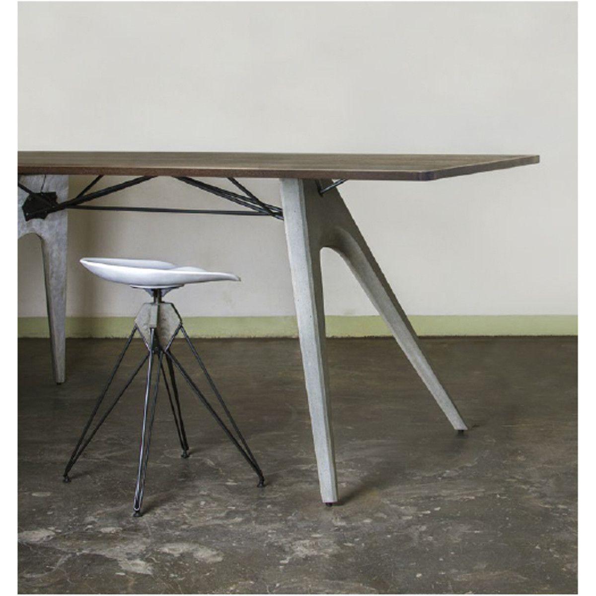 living kahn dining table - nuevo living kahn dining table
