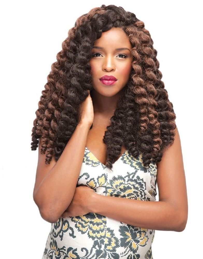 Mambo Bounce Janet Collection Braiding Hair 14 Twist Weave